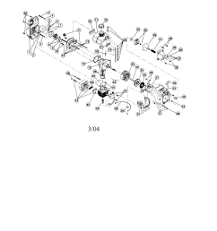 ryobi model 725r line trimmers weedwackers gas genuine parts [ 1696 x 2200 Pixel ]