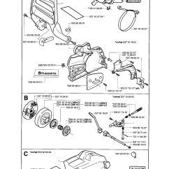 Husqvarna 235 Chainsaw Parts Diagram 1969 Ford Mustang Wiring Chainsaws Manual Saw Palmetto For Bph