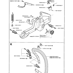 Husqvarna Chainsaw Fuel Line Diagram Visual Studio Create Class Body Great Installation Of Wiring Model 359 Epa1 Gas Genuine Parts Rh Searspartsdirect Com Schematic 261 Service Manual