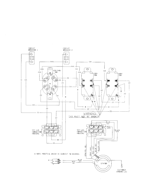 small resolution of troybilt model 01919 generator genuine parts rh searspartsdirect com troy bilt lawn tractor wiring diagram troy bilt pony wiring diagram