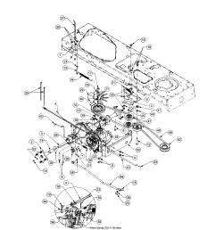 cub cadet model lt1022 lawn tractor genuine parts on columbia wiring diagrams  [ 1696 x 2200 Pixel ]