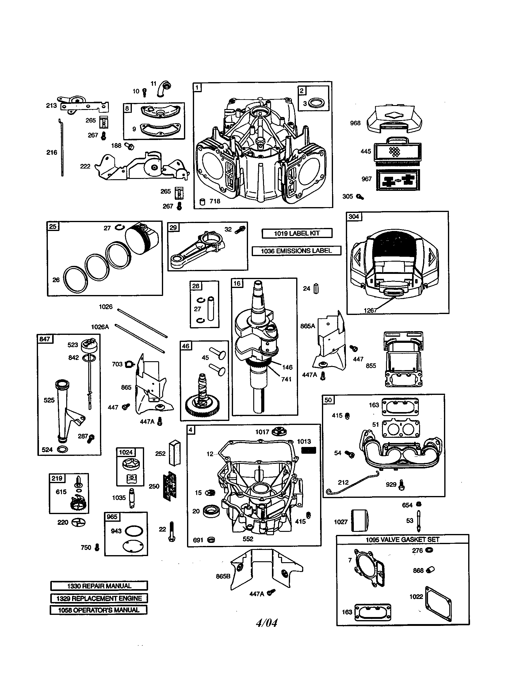 18 hp briggs and stratton carburetor diagram single phase voltage drop formula engine 446777