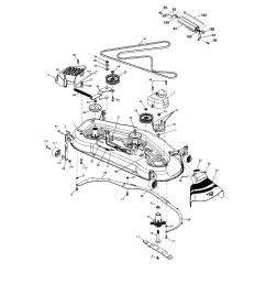 craftsman 917276120 mower deck diagram [ 1696 x 2200 Pixel ]