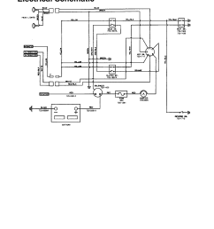 mtd 840 thru 849 electrical schematic diagram [ 1696 x 2200 Pixel ]
