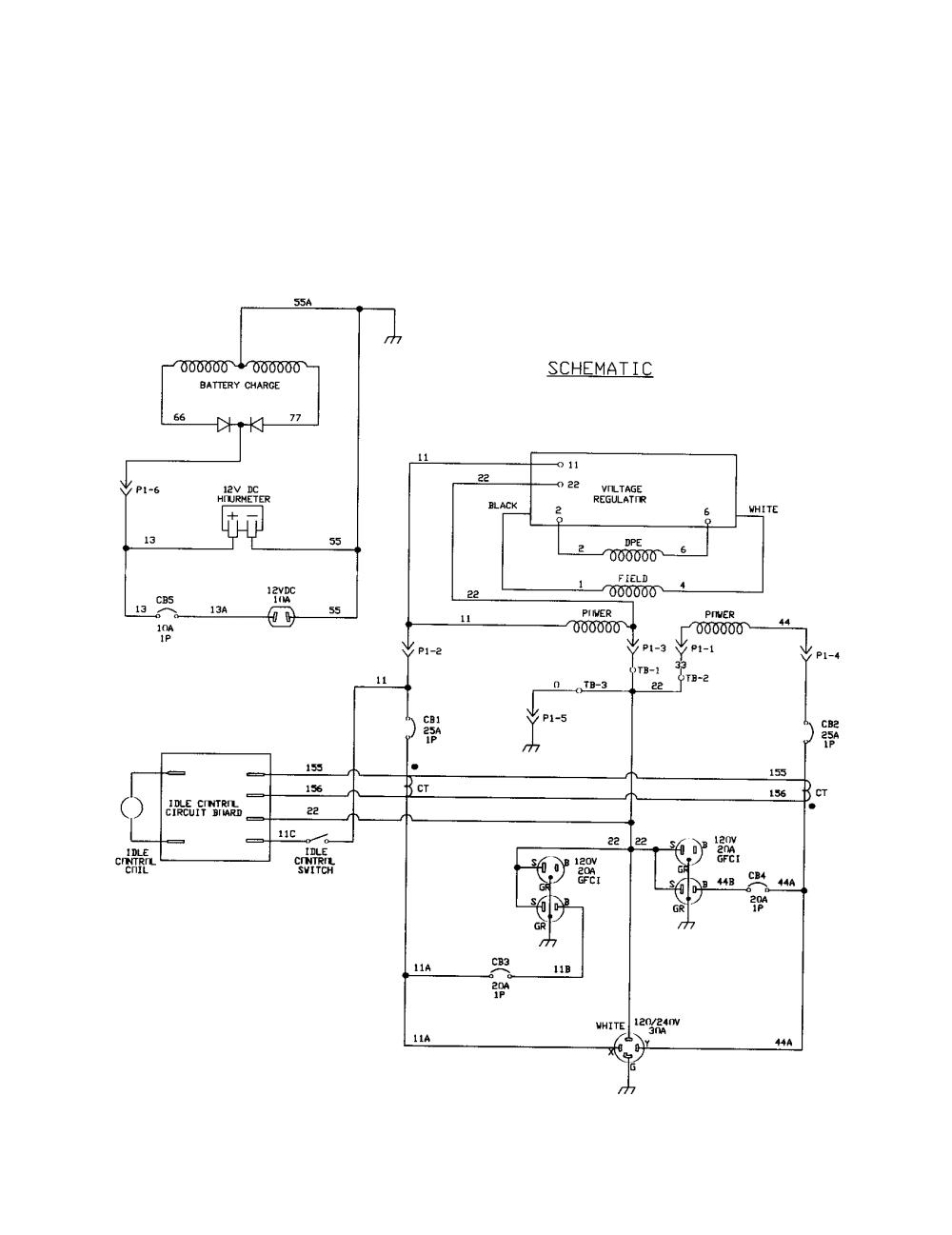 medium resolution of briggs stratton 01935 schematic diagram