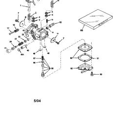 Rebuild Tecumseh Carburetor Diagram Relay 5 Pin Wiring Jiffy Auger Carb Circuit Maker