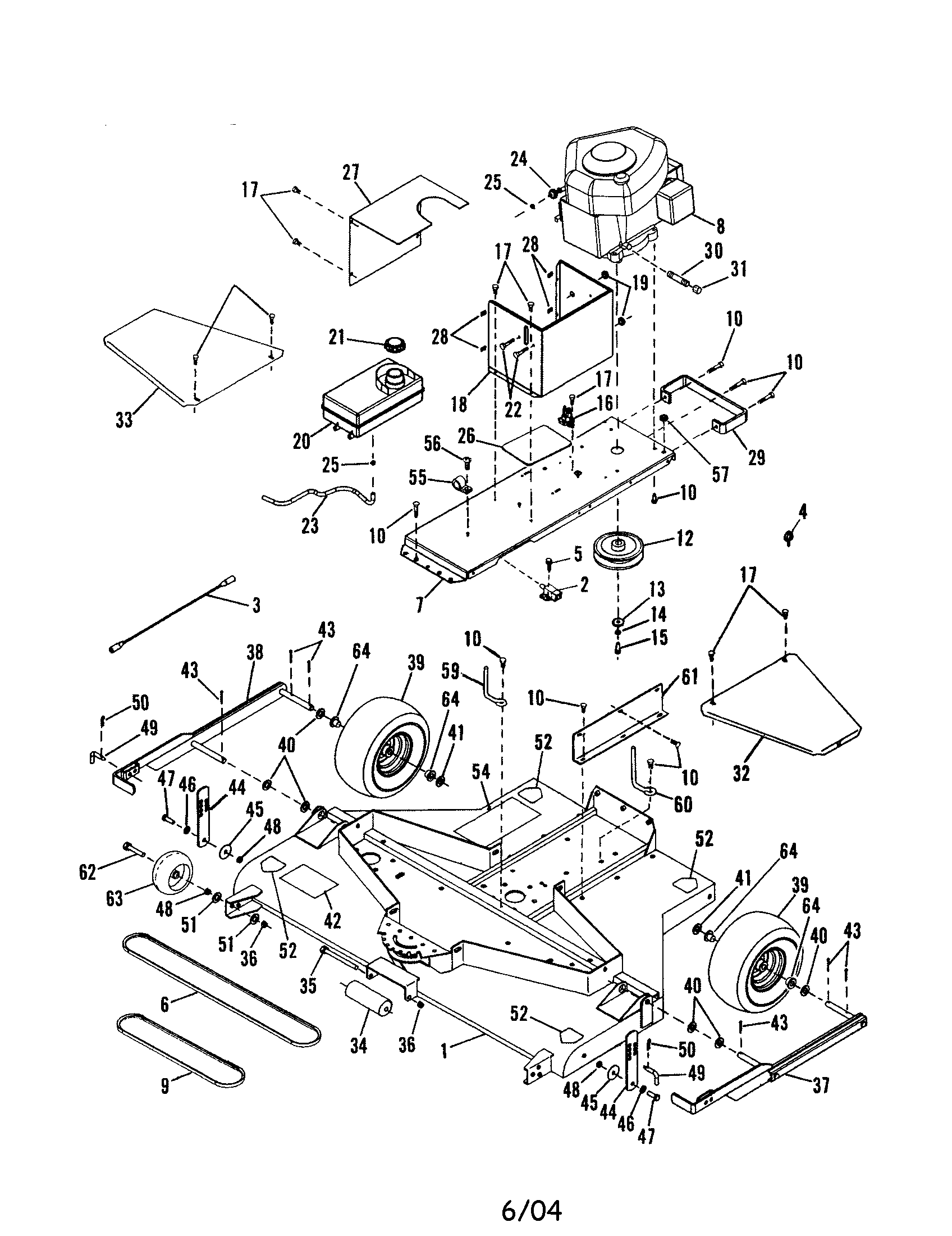 Wiring Diagram For Swisher Pull Mower Ignition System