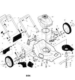 lesco walk behind mower parts diagram lesco free engine [ 2200 x 1696 Pixel ]