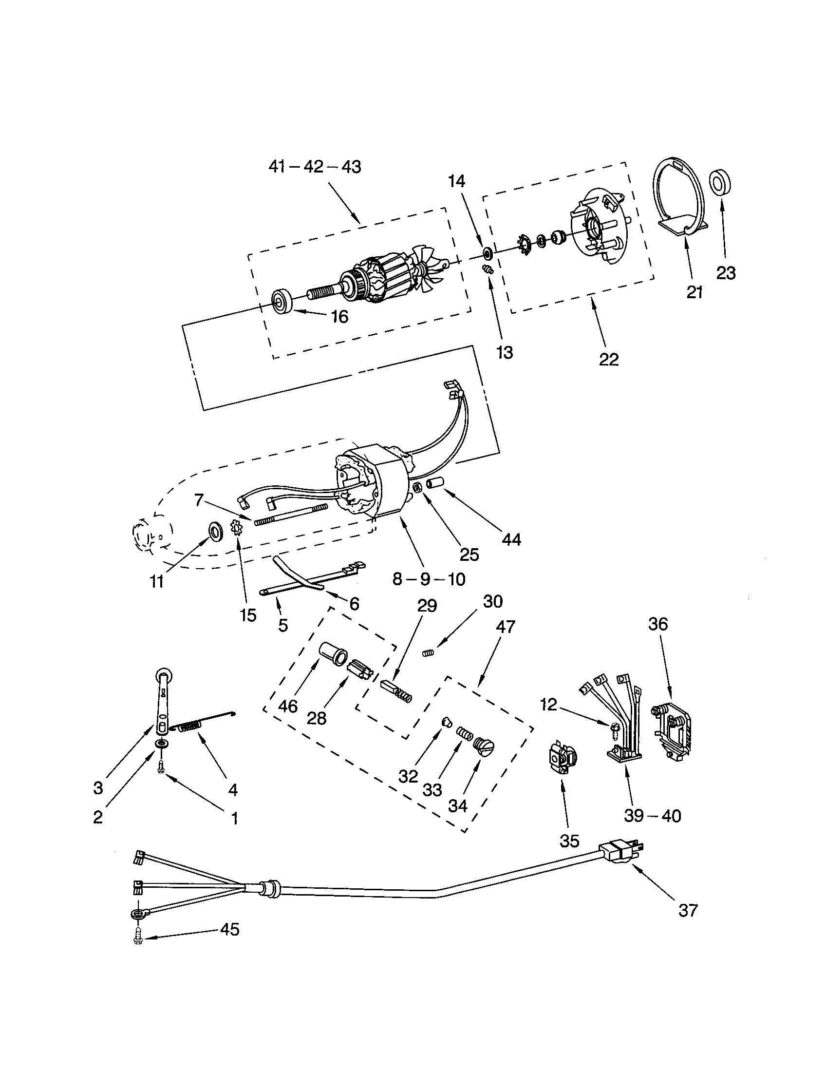 kitchenaid professional 600 parts diagram baseball field printable layout stand mixer replacement