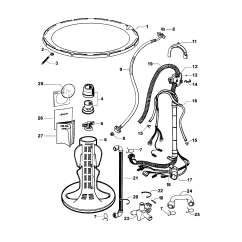 Fisher Paykel Dishwasher Parts Diagram Mercedes Benz Engine And Washer Menhavestyle1
