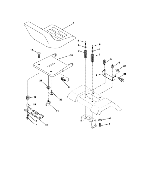 small resolution of craftsman model 917275820 lawn tractor genuine partswiring diagram craftsman model 917 273820 18