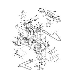 craftsman gt 5000 garden tractor part [ 1696 x 2200 Pixel ]