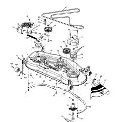 Starter Solenoid Wiring Diagram Lawn Mower Pro Audio Diagrams Troy Bilt Pony