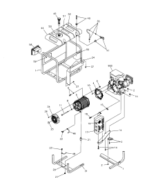 craftsman 580325600 main unit diagram [ 1696 x 2200 Pixel ]