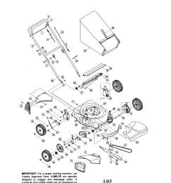 troybilt 469 self propelled mulching mower diagram [ 1696 x 2200 Pixel ]