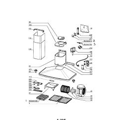 Halogen Work Light Wiring Diagram 2003 Nissan Frontier Audio Broan Range Hood Parts | Model Rm52000 Sears Partsdirect