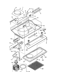 Broan Range Hood Wiring Diagram Electric Fence Model Allure Genuine Parts