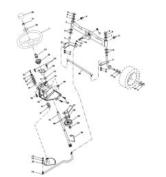 husqvarna model gth2654 lawn tractor genuine parts husqvarna lawn mowers transmission oil husqvarna lawn mower steering diagram [ 1696 x 2200 Pixel ]