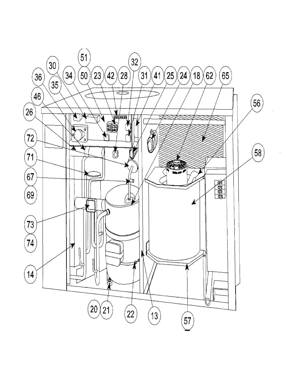 medium resolution of carrier heat pump diagram wiring diagrams scematic heat pump parts carrier heat pump diagram