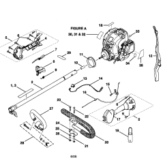 Ryobi String Trimmer Parts Diagram 2001 Vw Jetta Stereo Wiring Model Ry30000 Sears Partsdirect