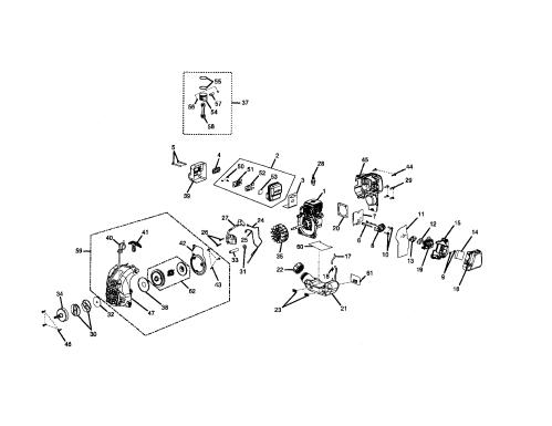 small resolution of ryobi engine diagram