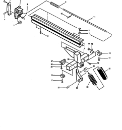ryobi table saw rip fence assembly parts [ 1696 x 2200 Pixel ]