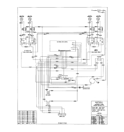 images of electric oven diagram [ 1696 x 2200 Pixel ]