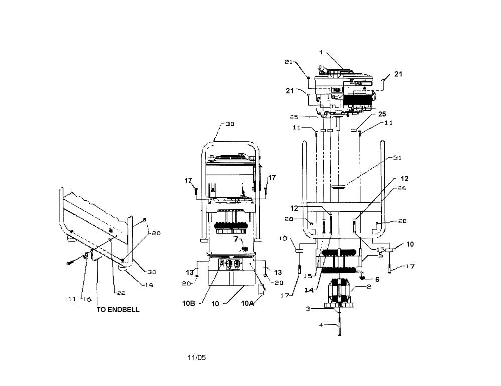 medium resolution of coleman generator electric powermate model pm0421100