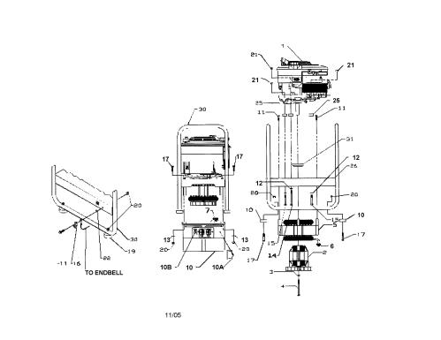 small resolution of coleman generator electric powermate model pm0421100