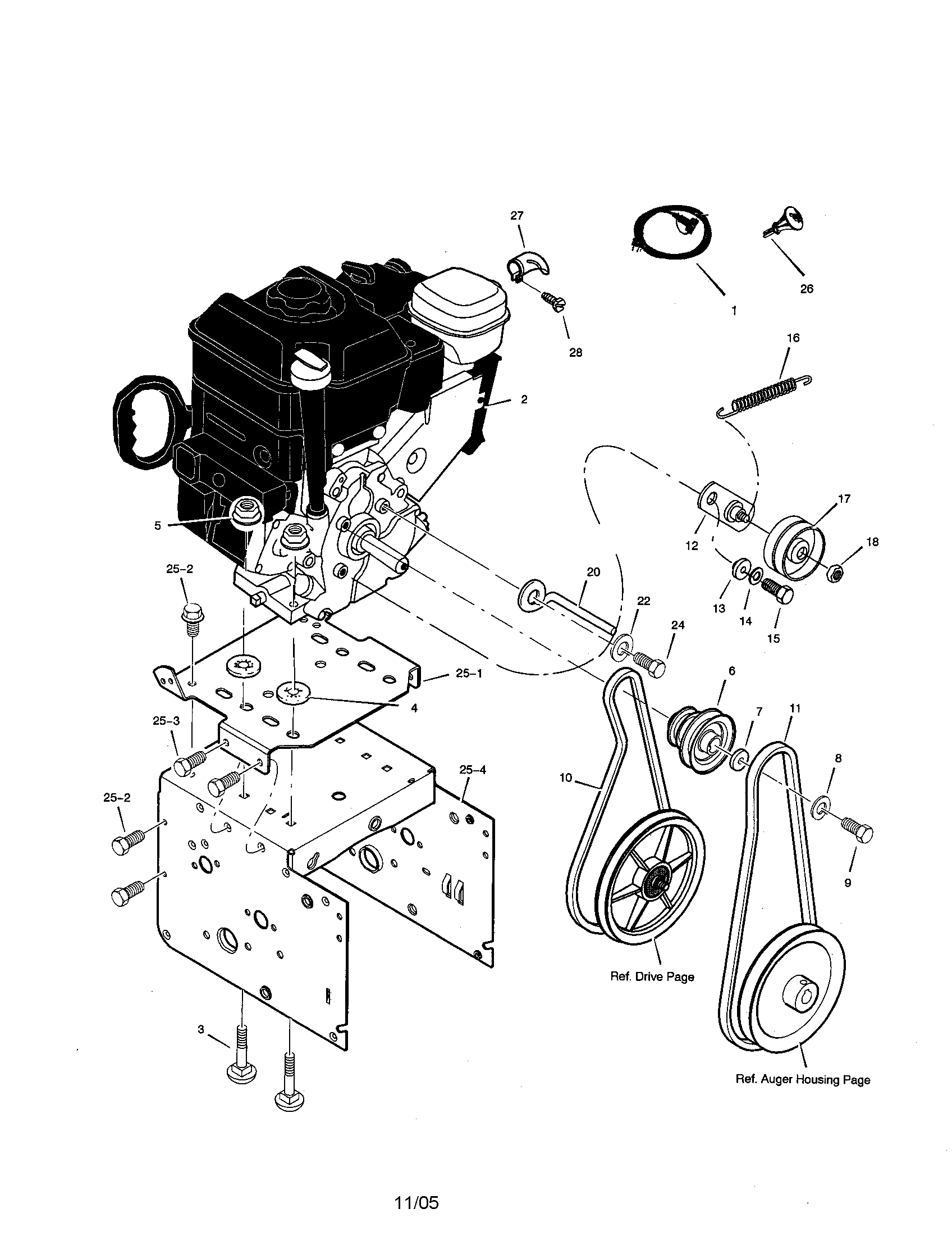 2003 Craftsman Snowblower Manual