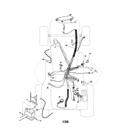 craftsman 917276240 electrical diagram [ 1696 x 2200 Pixel ]