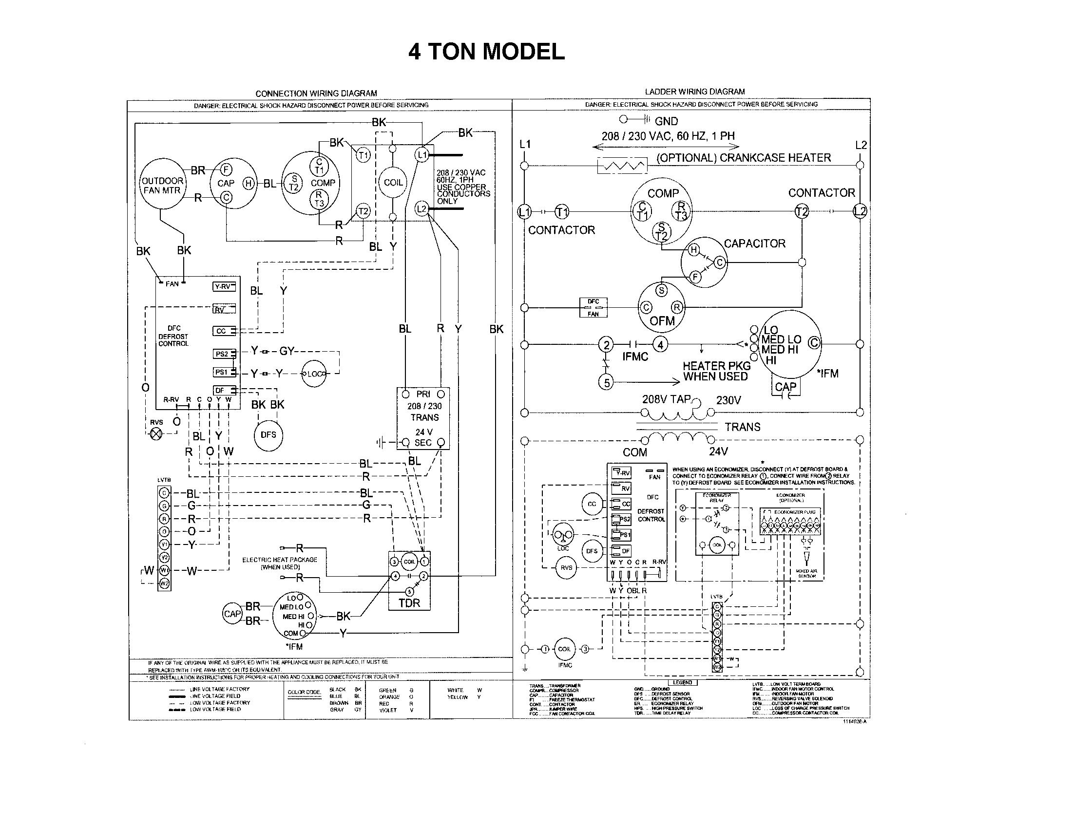 Delighted icp heat pump wiring diagram ideas electrical circuit icp heat pump parts model phad47n1k5 sears partsdirect at basic heat pump wiring diagram