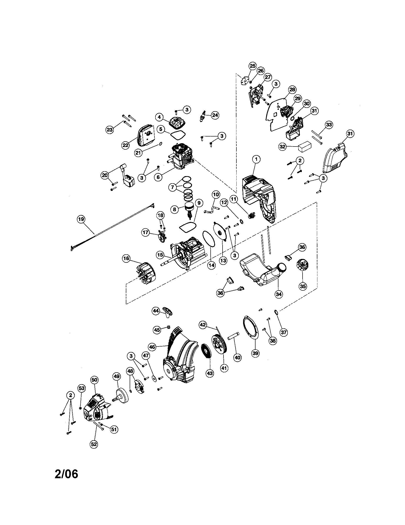 [DIAGRAM XR_5407] Troy Bilt Carburetor Diagram HD Quality