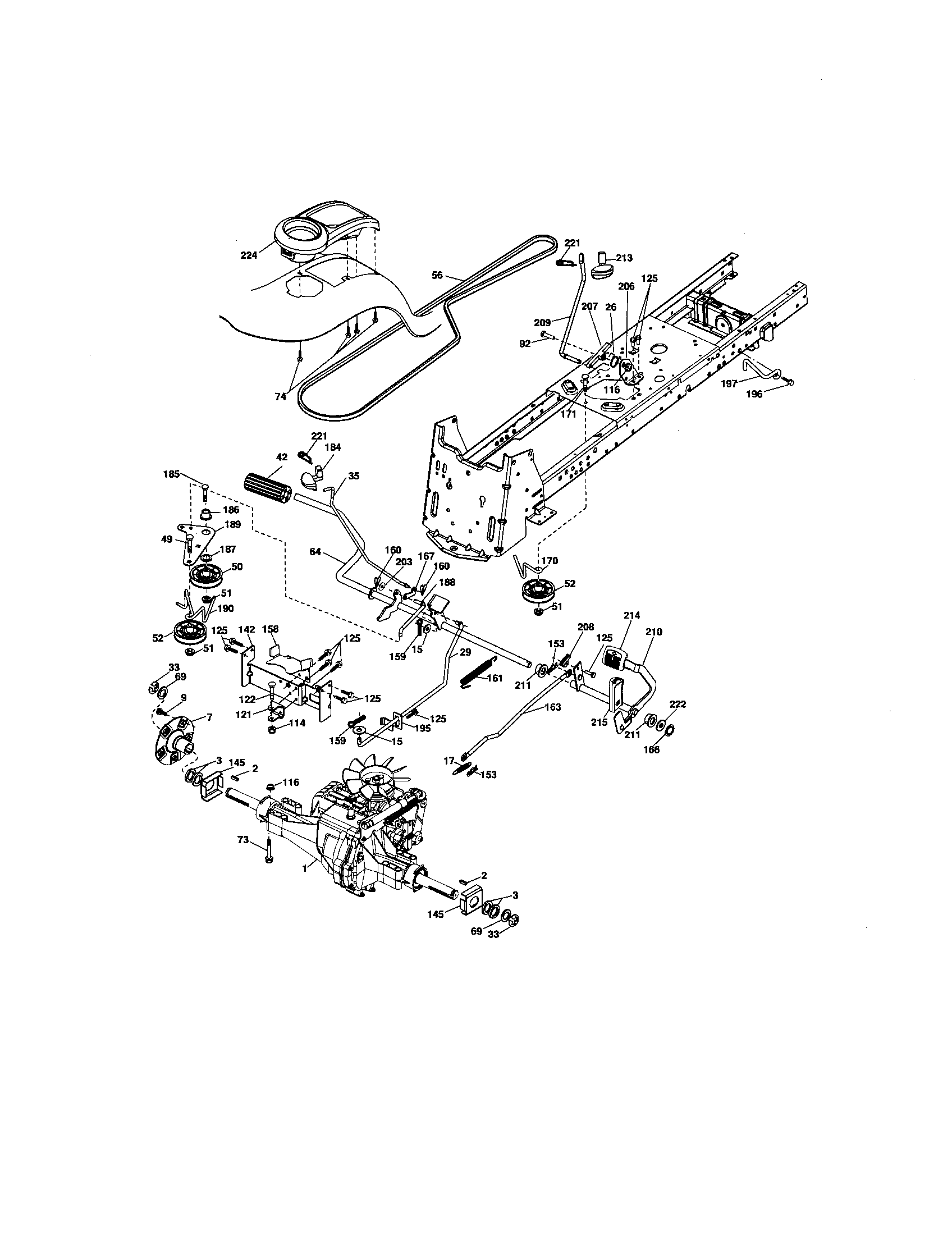 [WRG-1757] Wiring Diagram For Gs6500 Tractor