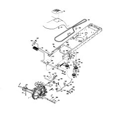 craftsman 917276600 ground drive diagram [ 1696 x 2200 Pixel ]