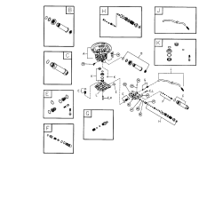 Troy Bilt Pressure Washer Parts Diagram 9007 Bulb Wiring Troybilt Model 020245 1 Sears Partsdirect Pump