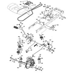 Husqvarna Lawn Tractor Parts Diagram Potato Cell How Rewiring Riding Mower