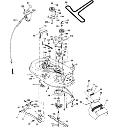 poulan riding mower schematics wiring diagrams show poulan wiring schematics [ 1696 x 2200 Pixel ]