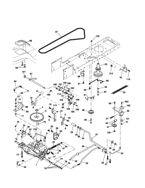 small resolution of poulan riding mower schematics wiring diagram passlooking for poulan model 96012004401 front engine lawn tractor poulan