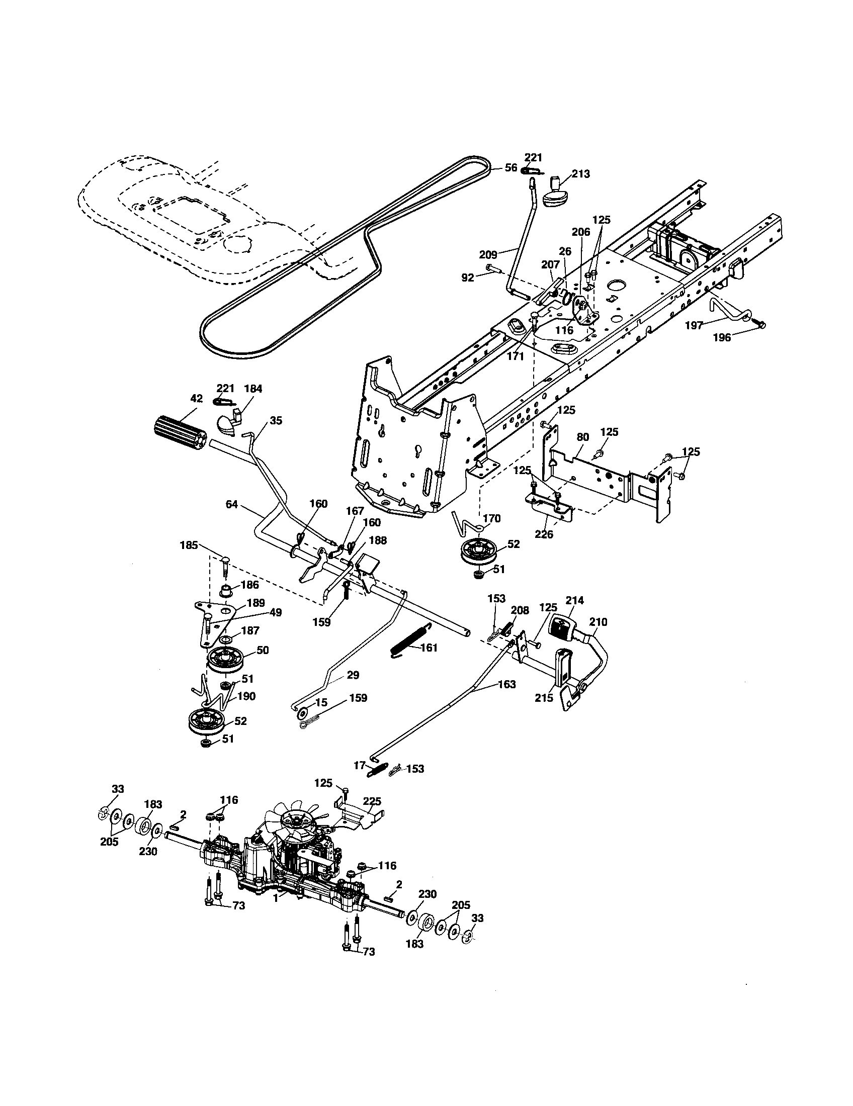 husqvarna lawn tractor parts diagram car sub and amp wiring 301 moved permanently