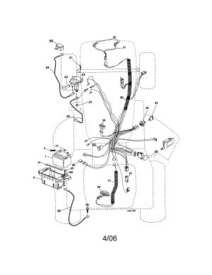 HUSQVARNA TRACTOR Parts | Model logth2448t | Sears PartsDirect