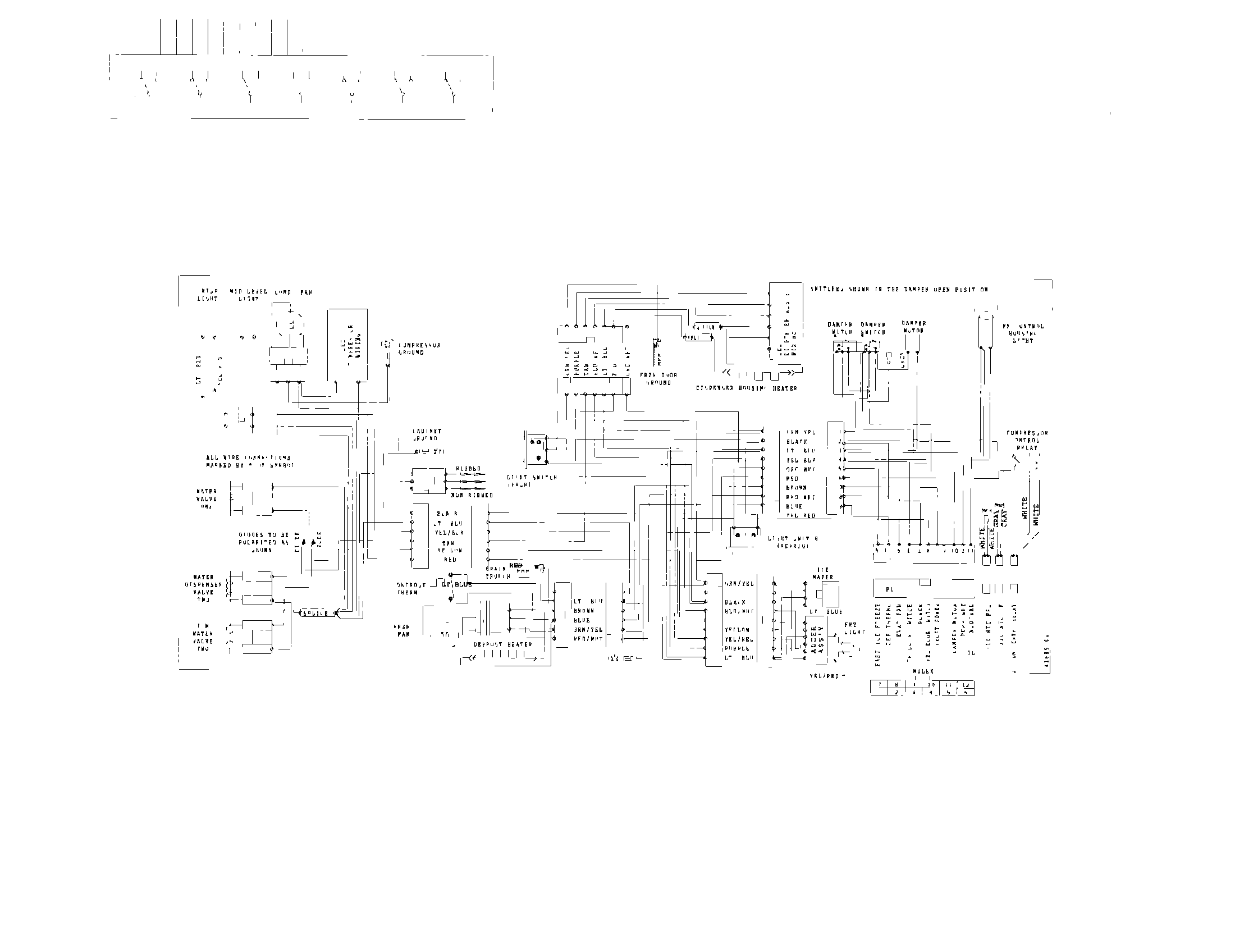 WIRING DIAGRAM Diagram & Parts List for Model 25356763600