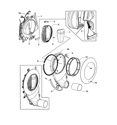 fisher paykel dggx1 96011b outlet duct diagram [ 1696 x 2200 Pixel ]