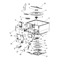fisher paykel model dd603b dishwasher genuine parts fisher paykel washer diagram fisher paykel diagram [ 1696 x 2200 Pixel ]