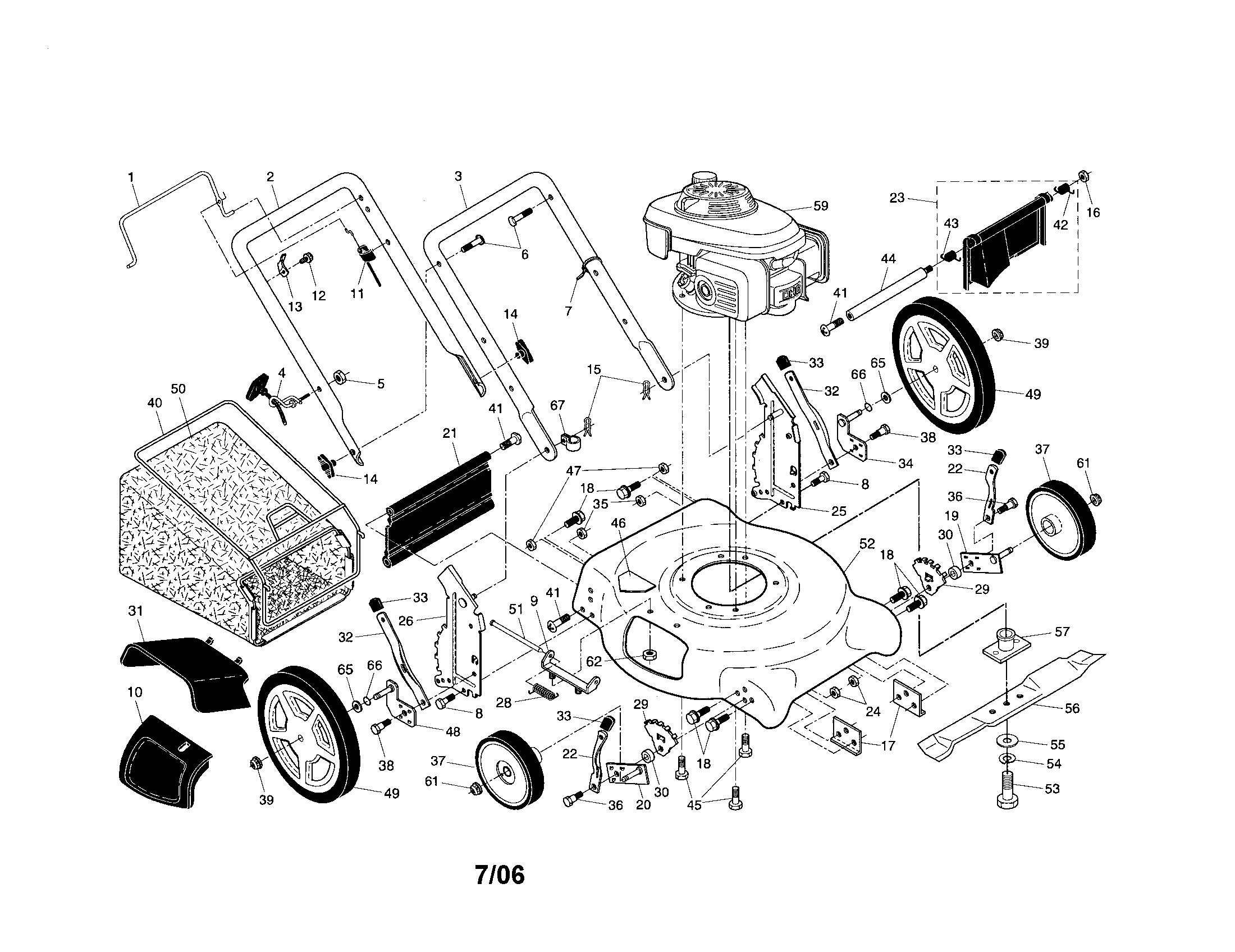 Honda Gcv190 Parts. Honda Mower Hrr216vka Diagram Honda