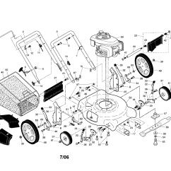 Honda Lawn Mower Engine Diagram Citrix Visio Hrr216vka Free Image