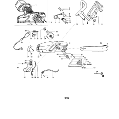 Poulan 2150 Chainsaw Fuel Line Diagram Stratified Columnar Epithelium Schematic Free Engine Image For