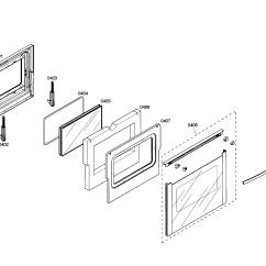 Bosch Oven Wiring Diagram 2007 Chrysler Sebring Fuse Box Gas Range Parts Model Hgs5052uc 01