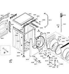 looking for bosch model wfmc6401uc 02 washer repair replacement parts bosch washer wiring diagram [ 2200 x 1696 Pixel ]