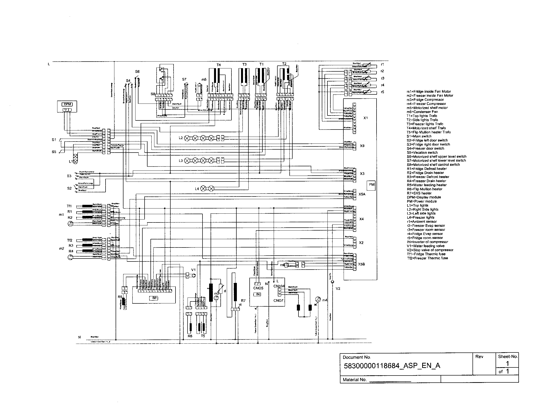 Traulsen Wiring Diagram Legislature Wiring-diagram Briggs